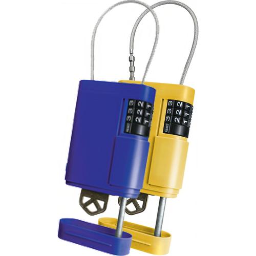 Kidde 001948 Portable Stor-a-key Asst Color Visual Pk