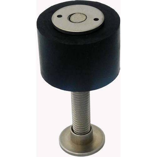 Trimco 1209.630 Heavy Duty Floor Stop with Grade 8 Tensile Bolt Satin Stainless Steel Finish