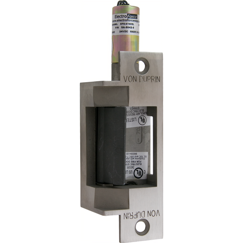 Von Duprin 6211-US32D-24VDC-FSE Electric Strike Mortise/cyl Locks