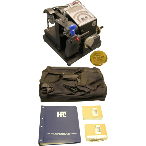 HPC 1200CMB AC-DC Code Machine Portable