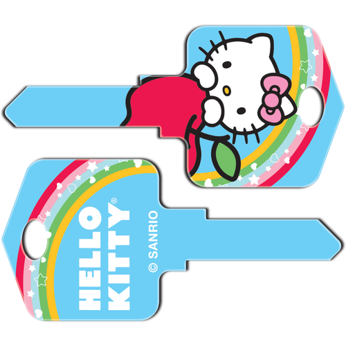 Howard Keys KW-SR4 Hello Kitty Blue