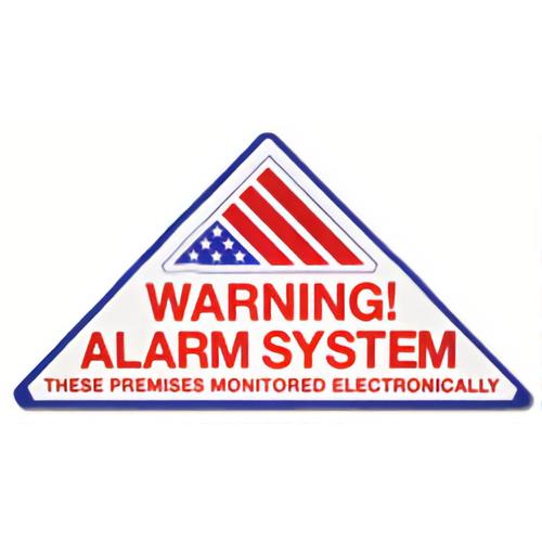 ELK 998 Alarm Decals
