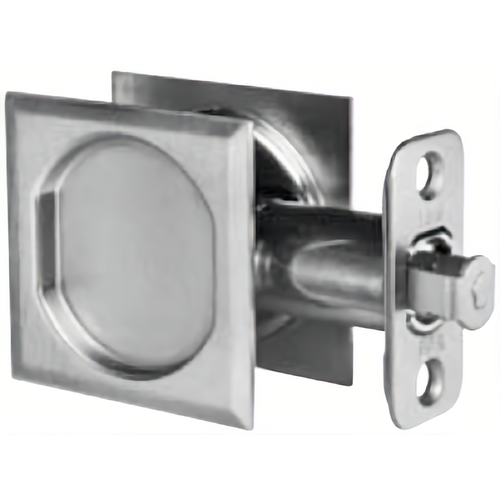 Yale 10PD PDSQ 10BP Passage Pocket Door Lock