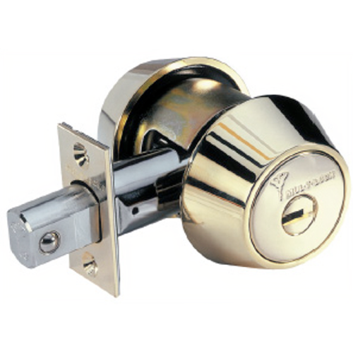 Mul-T-Lock 206XP-HD2-13 Grade 1 Double Cyl Db Dark Bronze