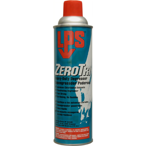 LPS 03520 Zero Tri Cleaner Degreaser