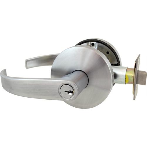 Falcon Lock W581PDQUA626-2 3/4 BS G Fal G Storeroom Lever Quantum Grade 2