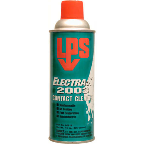 LPS 00816 Electra Cleaner Lubricant