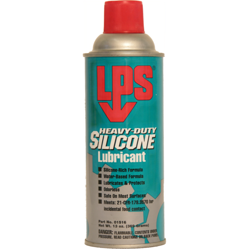 LPS 01516 H.d. Silicone Lubricant