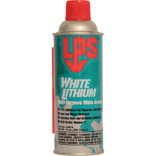 LPS 03816 Lithium Grease