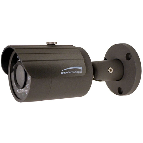 Speco O3VLB3 Ip 3mp Bullet Cam 2.8mm Gray