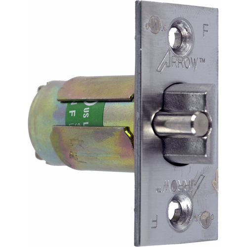 Arrow Lock R21-32D Rlx Series Dead Latch 2-3/4 Bs Grade2