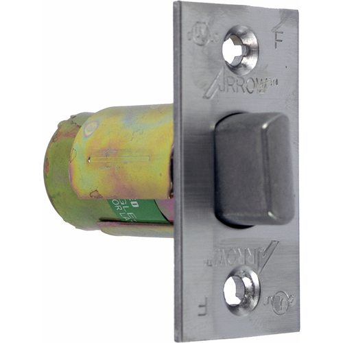 Arrow Lock R23-32D Rlx Series Spring Latch 2-3/4 Bs Grade2