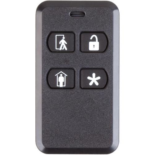 2GIG KEY2-345 4-button Key Ring Remote