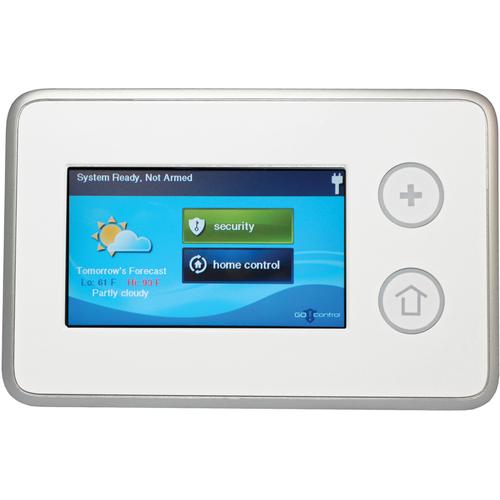 2GIG TS1-E Wireless Touch Screen Keypad