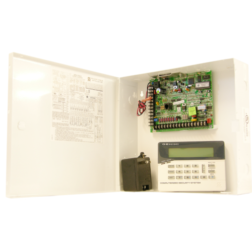 Napco Security GEMP1632INTRO Intro Pack 1-6/32 Zone W/rp1cae2