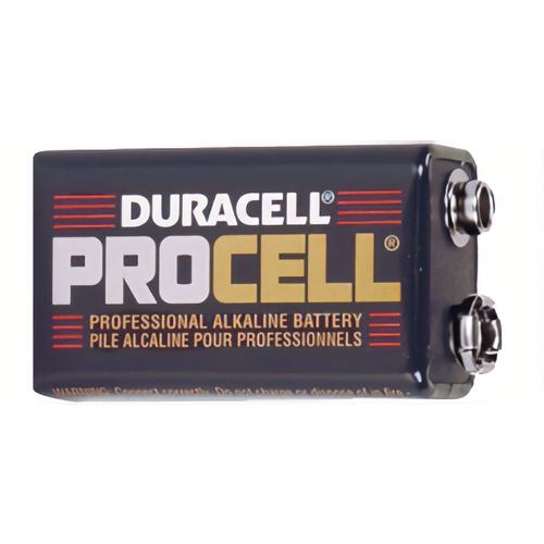 Batteries Plus BP-9VOLT 9 Volt Pro Cell Battery