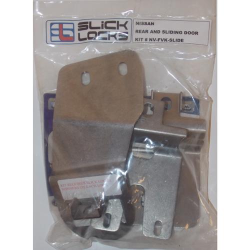 Slick Locks NV-FVK-SLIDE Nissan Nv Slide Kit Less Padlock