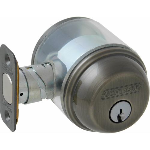 Schlage B60N620 12-287 Deadbolt Single Cylinder Grade1