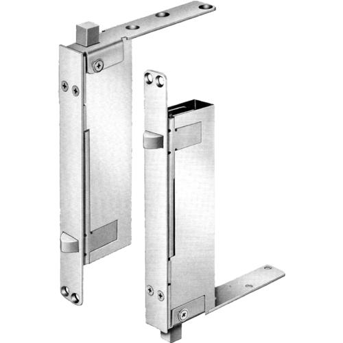 Door Controls 942US26D Wood Door Auto Flush Bolt Pair