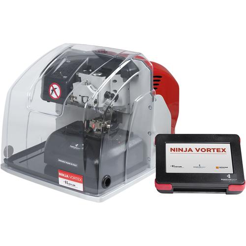 Keyline NINJA VORTEX Key Machine A01 A02 A03 C30 Clamps