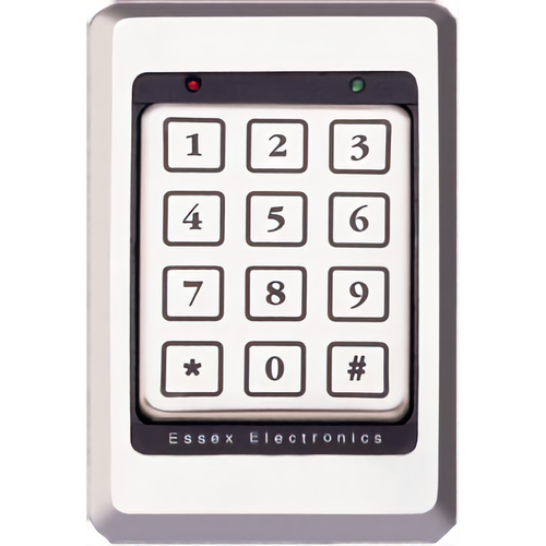 Essex SKE-34S Gang Style 500 User Keypad 26d