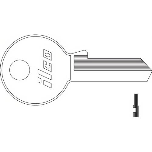 Dormakaba VT1-ISO +victoria Key