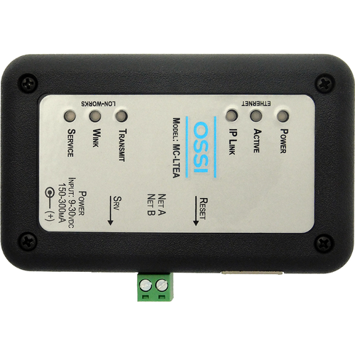 OSSI MC-LTEA Ethernet To Lonworks Interface Adapter