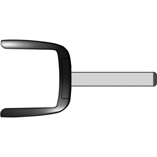 Keyline VX5U Gm Horseshoe Blade - Hs