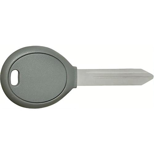 Keyline Y160-PT-SK Chrysler Transponder Key Grey Head