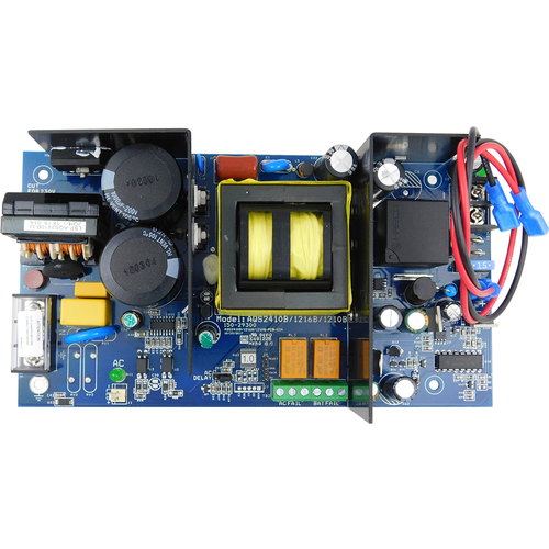 Securitron AQS1210B 10a, 12vdc Power Supply Board Only