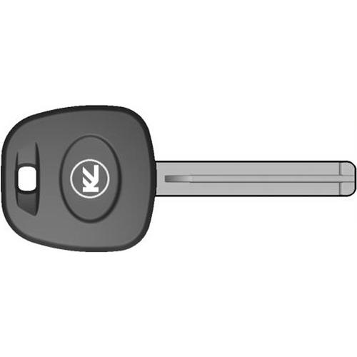 Keyline BK14TK13 Kia Transponder Key