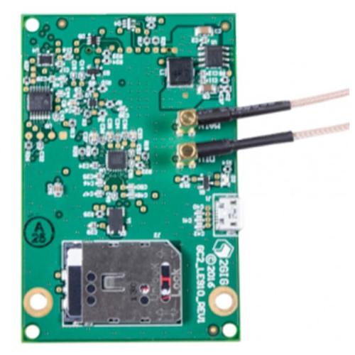 2GIG LTEV1-A-GC2 Verizon 4g Lte Wireless Module