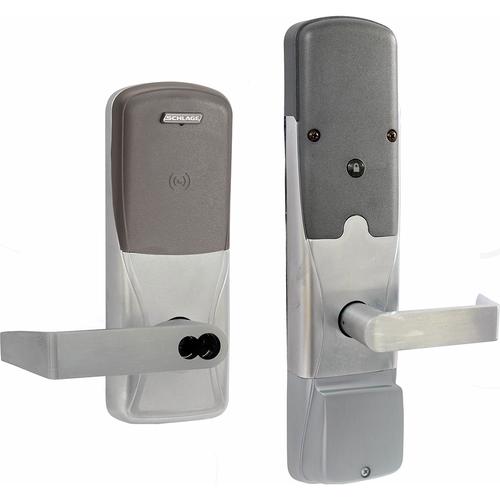 Schlage AD400-MS60MT-RHO626-RD-8B Kit - Multi-tech Wireless Mortise