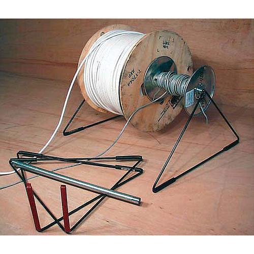 Labor Saving Devices 56-200/DCZ De-coil Zit Reel Holder 11ft