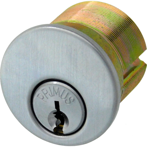 Schlage 20-706CP605-1157-LKB Slc Mortise Cylinder Ar 118in Primus