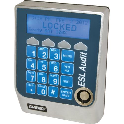 Amsec 0616276 Eslaudit Ii Swingbolt Lock W/ 13 Cable