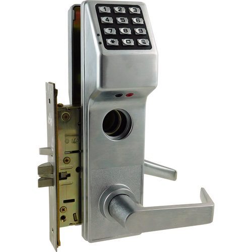 Alarm Lock DL3500CRL/10B Left Hand Classroom Digital Mortise Lock Oil Rubbed Bronze Finish