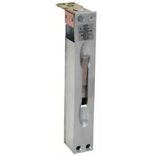 Trimco 3913.626 UL Manual Flush Bolt for Wood Doors Satin Chrome Finish
