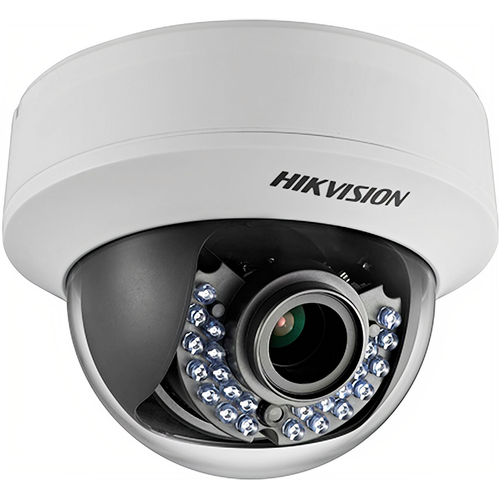 Hikvision DS-2CE56D5T-AVPIR3ZH Outdoor Ir Dome 1080p 2.8mm - 12mm