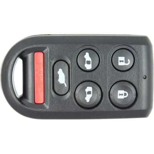 Dormakaba RKE-HON-6B1 Honda Odyssey 6 Button Remote