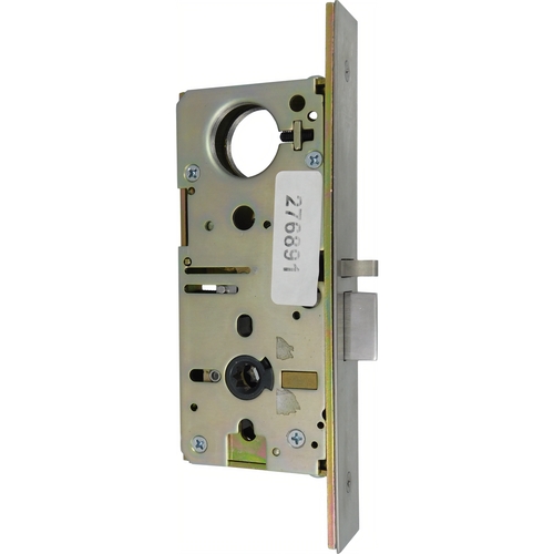 Accurate Lock 8859 1-1/2BS LXL US26D LHR SCHLAGE Storeroom Mortise Lock Body
