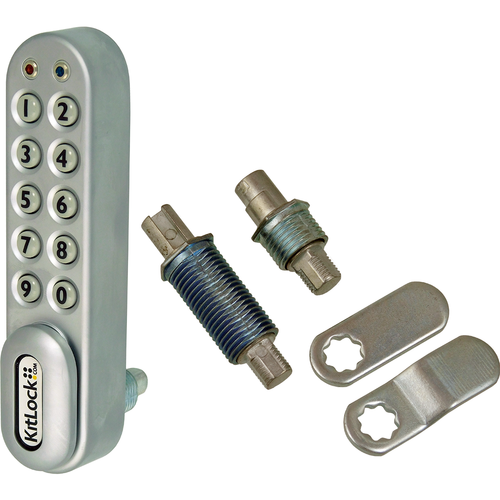 Codelocks KL1006KIT SG Electronic Cam Lock All Sizes In One