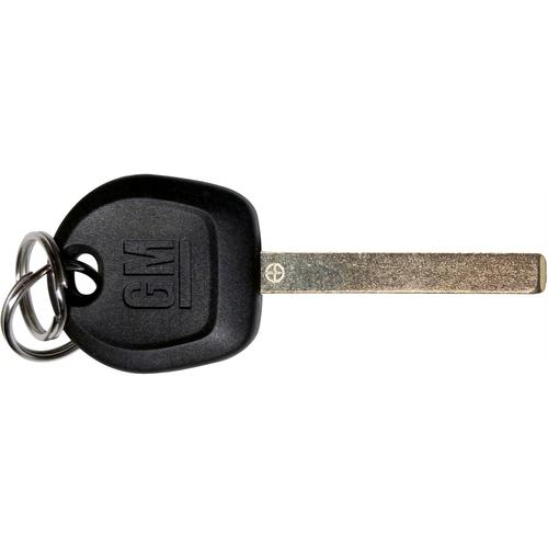 Strattec 5935493 Gm Logo Circle Plus Sidemill Key