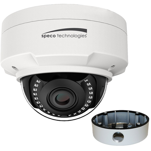 Speco O2VLD8 2mp 1080p Indoor/outdoor Dome Ip Camera