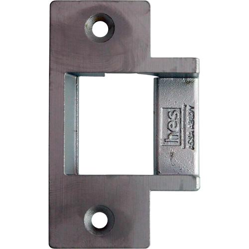 Hanchett V3-7-626 V3 Faceplate 2-3/4in X 1-1/8in T-strike