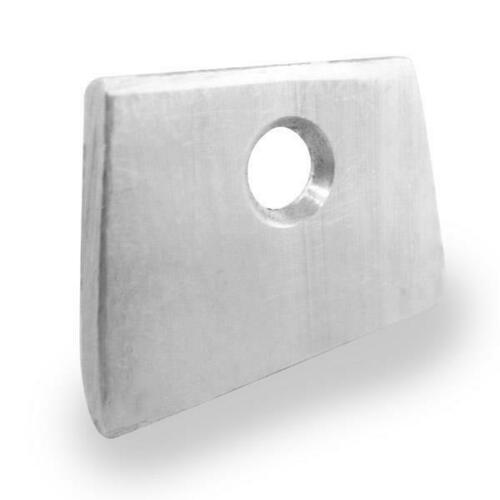 Jacknob 115114 Spacer Plate 1/8