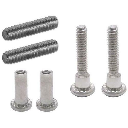 Jacknob 6114459 Screw Pack - 5053 Latch & 5403 Pull 1-1/8