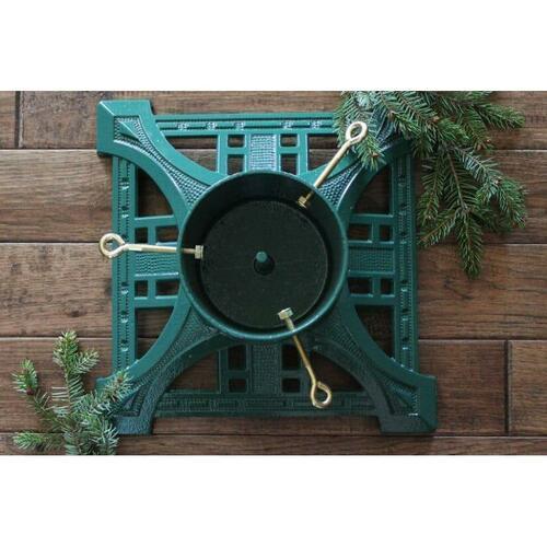 John Wright 061700NV Green Heirloom Treestand - Imported