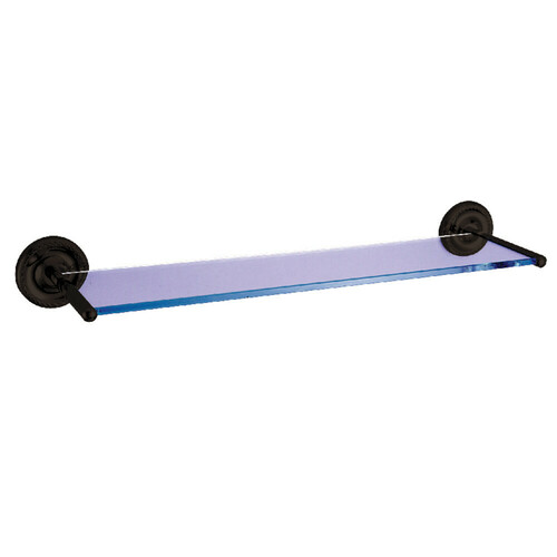 Kingston Brass BA919ORB Glass Shelf, Oil Rubbed Bronze