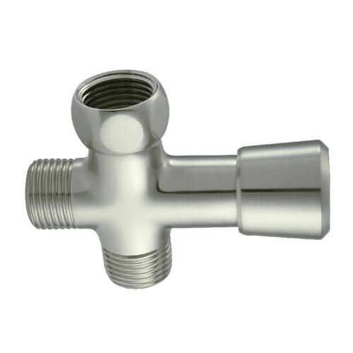 Kingston Brass K161A8 Trimscape Shower Diverter, Brushed Nickel